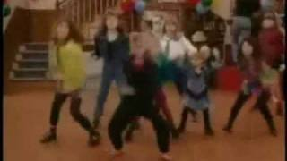 getlinkyoutube.com-Stephanie Tanner is fire burnig on the dancefloor