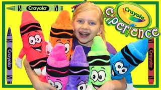 Crayola-Experience-Orlando-HUGE-INDOOR-PLAY-CENTER width=