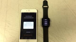 getlinkyoutube.com-How to Pair Apple watch to a NEW iPhone after new iphone upgrade