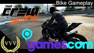 getlinkyoutube.com-The Crew Wild Run Bike Gameplay