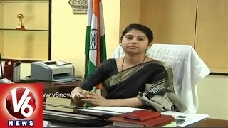 Smita Sabharwal Got Appointed As Additional Secretary To CM KCR || V6 News