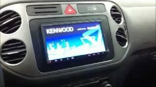 getlinkyoutube.com-2011 VW Tiguan - Stereo Installation