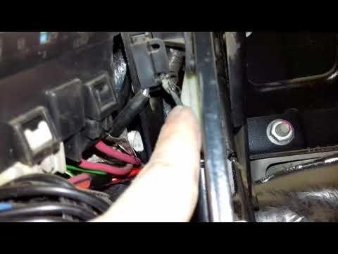 Lada Granta - Ошибка р0830 Неисправность датчика сцепления
