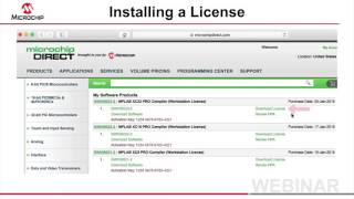 getlinkyoutube.com-Downloading, Installing, and Licensing MPLAB® XC Compilers Webinar