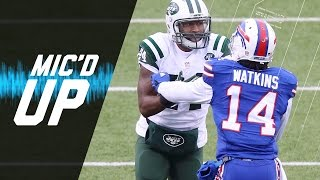 getlinkyoutube.com-Sammy Watkins Mic'd Up vs. Darrelle Revis (Week 17, 2015) | #MicdUpMondays | NFL