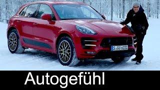 getlinkyoutube.com-Porsche Macan Turbo Performance 440 hp FULL REVIEW test driven Sound