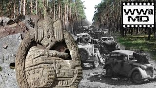 getlinkyoutube.com-WWII Metal Detecting - German Panzer and SS - Discover History on the Eastern Front (HD)