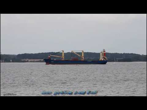 Click to view video HAN YI - IMO 9148116 - Germany - Kieler Förde