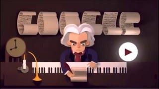 getlinkyoutube.com-Celebrating Ludwig van Beethoven's 245th Year google doodle