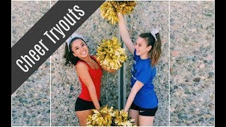 7 Secrets to Making the Cheer Team!