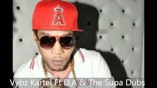 Vybz Kartel - Too Cool (ft. D.A & The Supa Dubs)