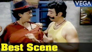 getlinkyoutube.com-Maharasan Tamil Movie    Bhanupriya Changes Her Costume Meets Kamal Hassan    Best Scene