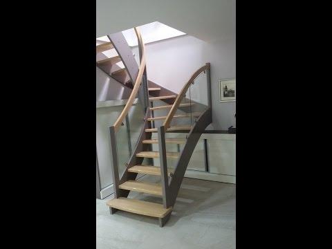 oblaganje betonskih stepenica.wmv