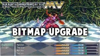 getlinkyoutube.com-Bitmap Upgrade Plugin - RPG Maker MV