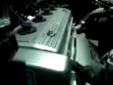Ровная работа двигателя Geely MK