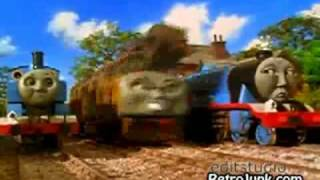 Thomas and the Magic Railroad Trailer Backwards