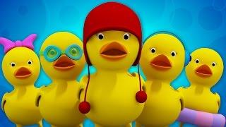 getlinkyoutube.com-5 little ducks   nursery rhymes   baby songs   kids videos