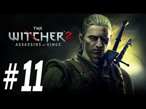 The Witcher 2 Enhanced Edition Walkthrough - PT. 11 - A Rough Landing