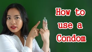 ⭐️ Penggunaan Kondom ⭐️ How to use Condom ⭐️ Education Channel about Contraception, Love & Sex ⭐️