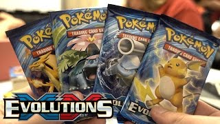 getlinkyoutube.com-CRAZY EVOLUTIONS PRERELEASE!! | Pokemon XY Evolutions