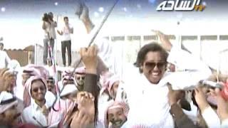 #جديد_الساحة 1436 هـ | مرهقات | مسيرة منقية رجل الأعمال / محمد بن عايض بن ظبيه القحطاني