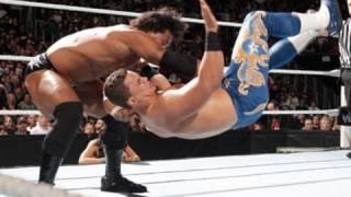 getlinkyoutube.com-WWE Superstars: Darren Young vs. Primo