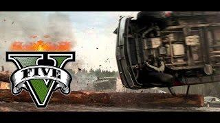 getlinkyoutube.com-GTA V Final Destination 2 - Highway To Hell PS4 Remake