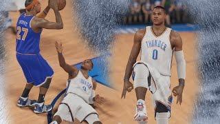 NBA 2K15 PS4 My Career - Hot Start! NFG3