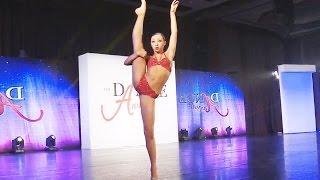 getlinkyoutube.com-Sophia Lucia // Performance as Junior Female Best Dancer 2014