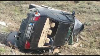Erzincan'da tır ile otomobil çarpıştı: 2 ölü, 3 yaralı