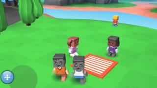 getlinkyoutube.com-[Blocksworld HD] Zombie wants friends