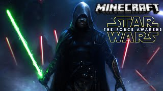 getlinkyoutube.com-Minecraft Mods - Star Wars: The Force Awakens Mod (STAR WARS VII IN MINECRAFT!)