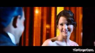 getlinkyoutube.com-The Hunger Games - Girl On Fire Scene