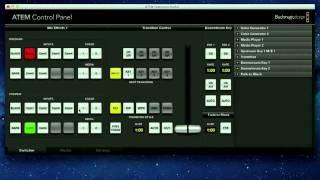 StudioTech 26: Blackmagic Design Television Studio