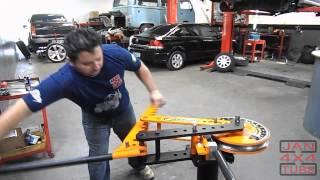 getlinkyoutube.com-Como fabricar um portao de tubos ou cano