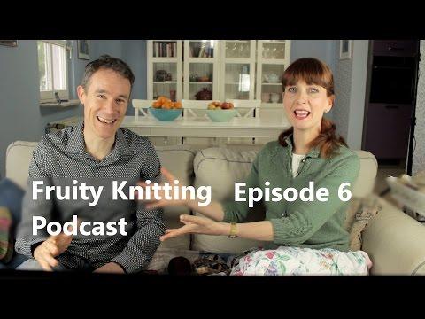 Fruity Knitting Podcast - Episode 6 - Natural Dyer Margit Hofmann
