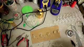 getlinkyoutube.com-Building an 8x8x8 LED Cube