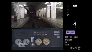 getlinkyoutube.com-鉄道運転シミュレータ Vol.13 名鉄名古屋本線 新名古屋~国府宮