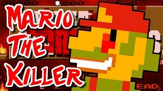 getlinkyoutube.com-Super Mario .EXE - MARIO THE KILLER!  (Horror Fan Game)