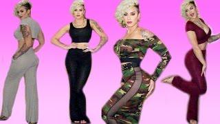 getlinkyoutube.com-Fashionnova Matching Sets Lookbook
