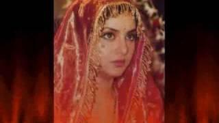 getlinkyoutube.com-{ Very Rare Collection } Divya Bharati as a Bride