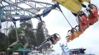 "getlinkyoutube.com-Wahana Permainan ""Flying Fish"" di Funland - Mikie Holiday, Berastagi."