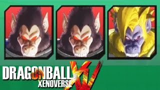 Dragon Ball Xenoverse DLC Pack 3 - RETURN OF THE GIANT APE-FEST - Gameplay E86 | Pungence