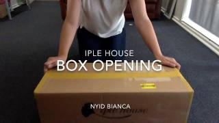 getlinkyoutube.com-iple house box opening - nYID Bianca