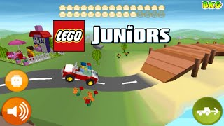 getlinkyoutube.com-Lego Juniors Create And Cruise Gameplay | Best Kid Games