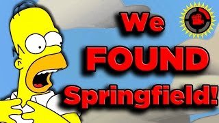 Film Theory: We FOUND The SIMPSONS! width=
