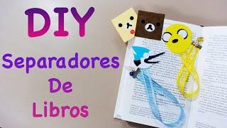 getlinkyoutube.com-SEPARADORES DE LIBROS / BOOKMARKS | MORDECAI | RILAKKUMA | DIY | MANUALIDADES - YuureYCrafts