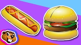 getlinkyoutube.com-Learn Junk Food Names (Clip) - ESL School Learning Video