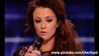 getlinkyoutube.com-Cher Lloyd sings Love The Way You Lie by Eminem / Rihanna Semi Final X Factor 2010 HQ/HD