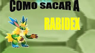 getlinkyoutube.com-Como sacar a Rabidex - Monster Legends